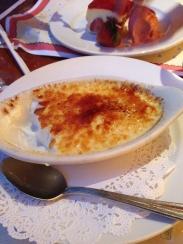 Dessert at France