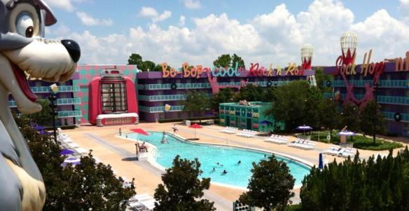 Pop Century Pool