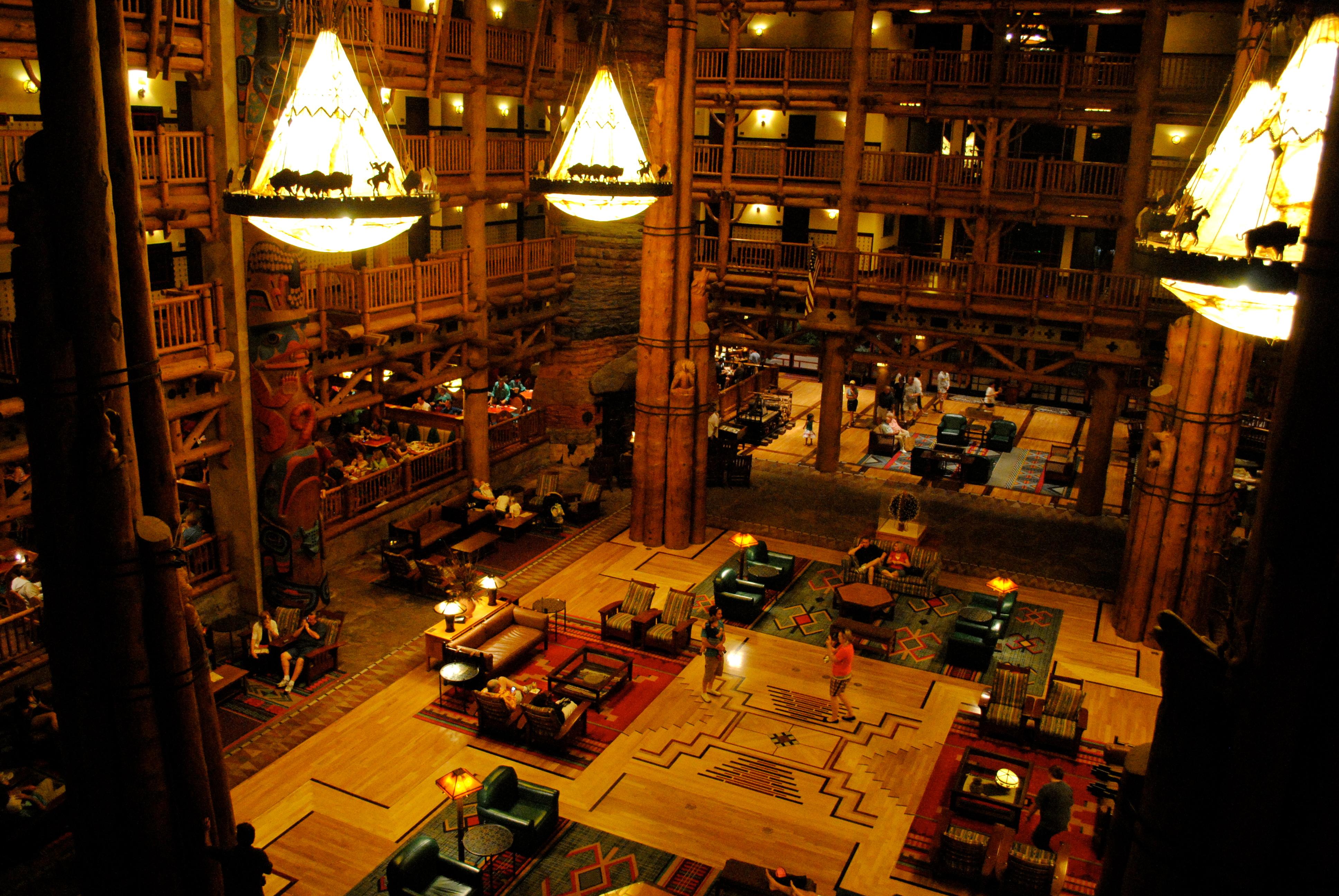 Disney S Wilderness Lodge The Walt Disney World Blog