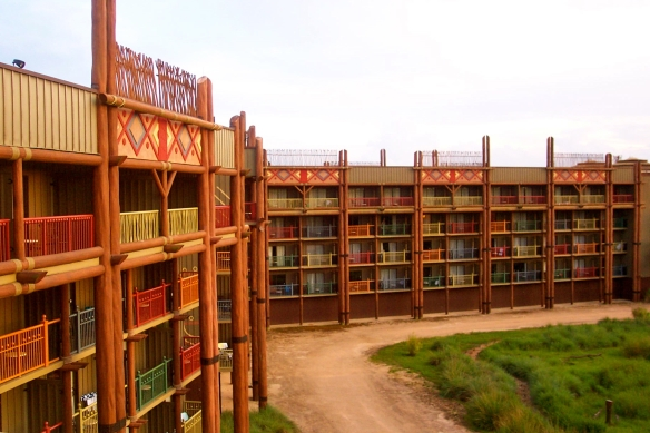 AK Lodge Balconies