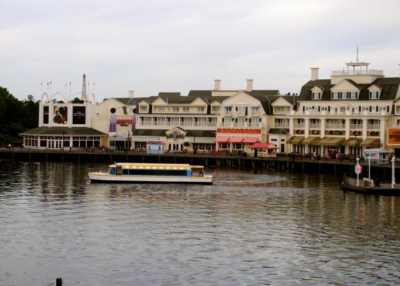 Boarkwalk and Friendship Boat