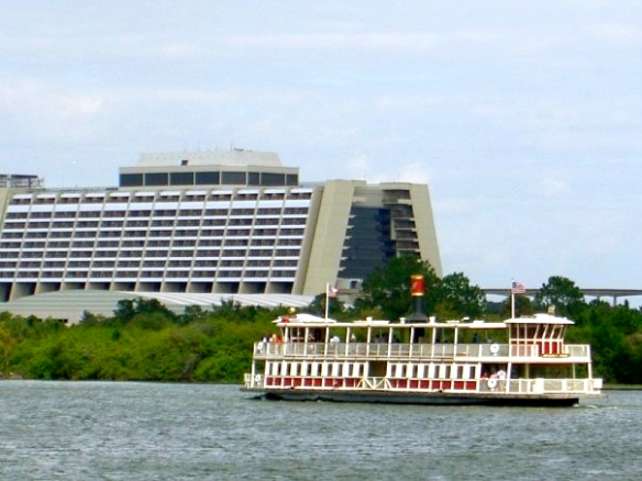 Contemporary and Ferry