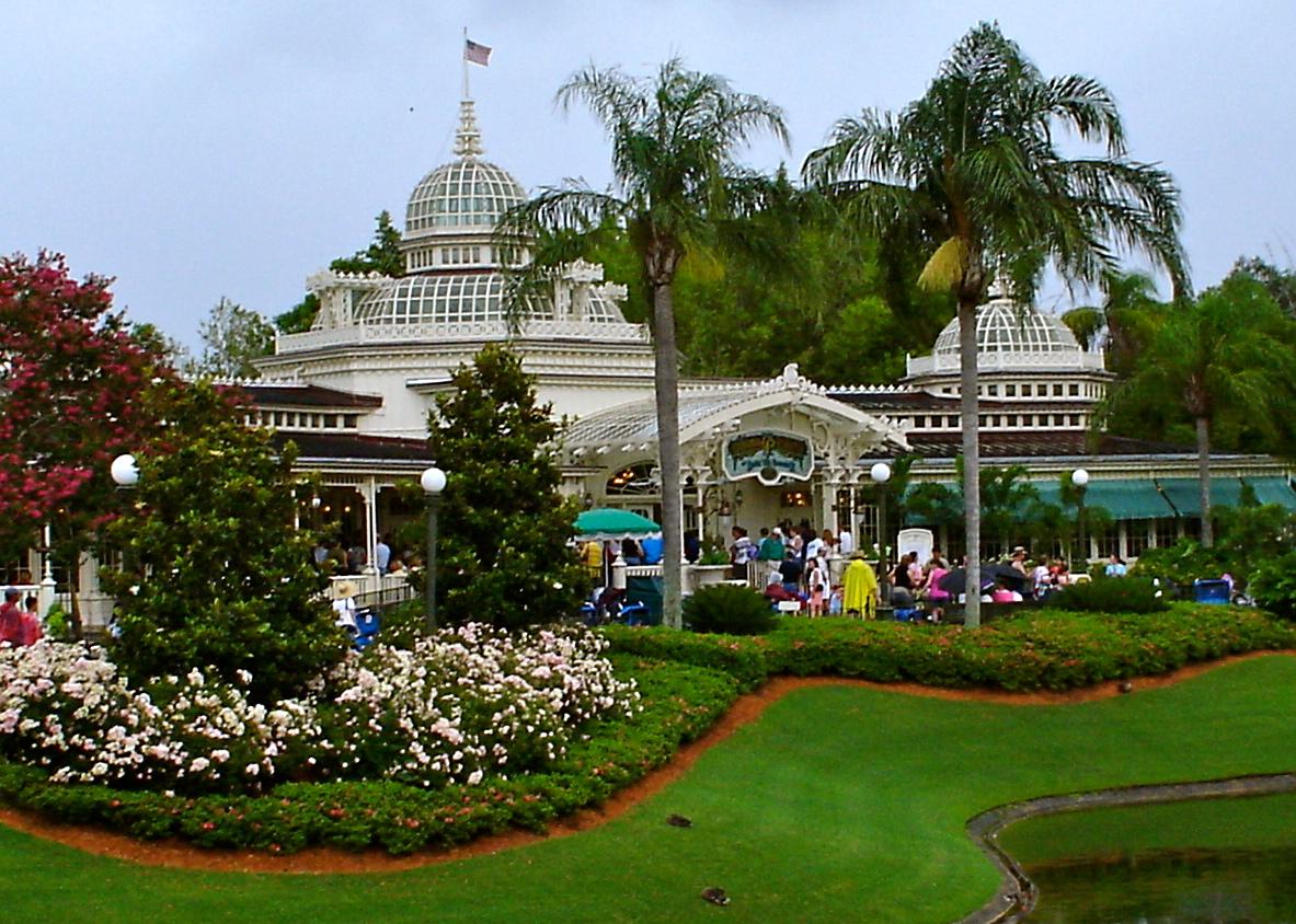 Magic Kingdom The Walt Disney World Blog - Magic kingdom table service restaurants
