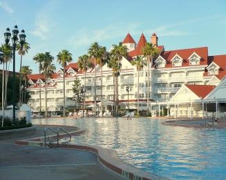 Grand Floridian Pool
