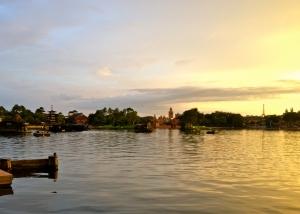 hacienda lagoon view