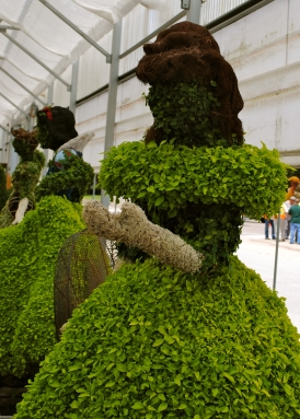 Princess Topiary