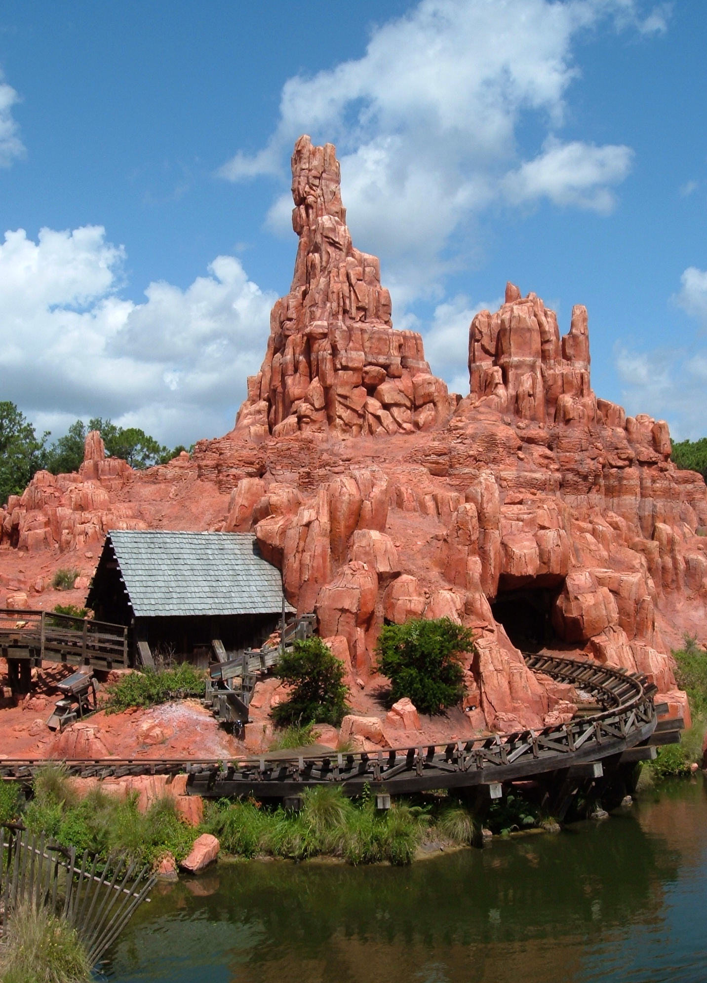 big thunder mountain railroad - photo #28