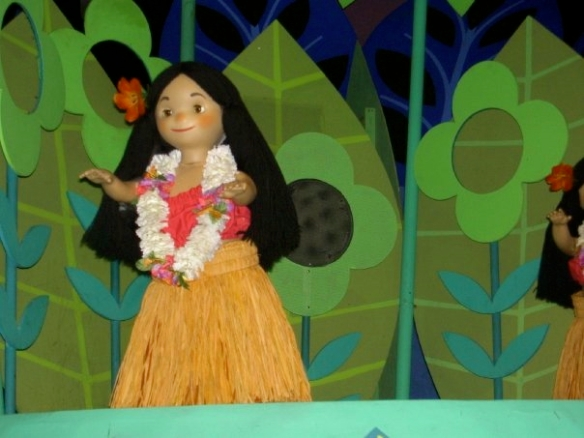 Small World Hula