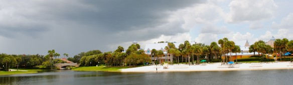 Caribbean Beach Lake