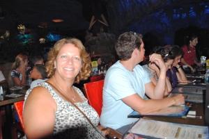 Mum at T Rex