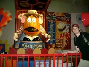 Toy Story Mania Rainer