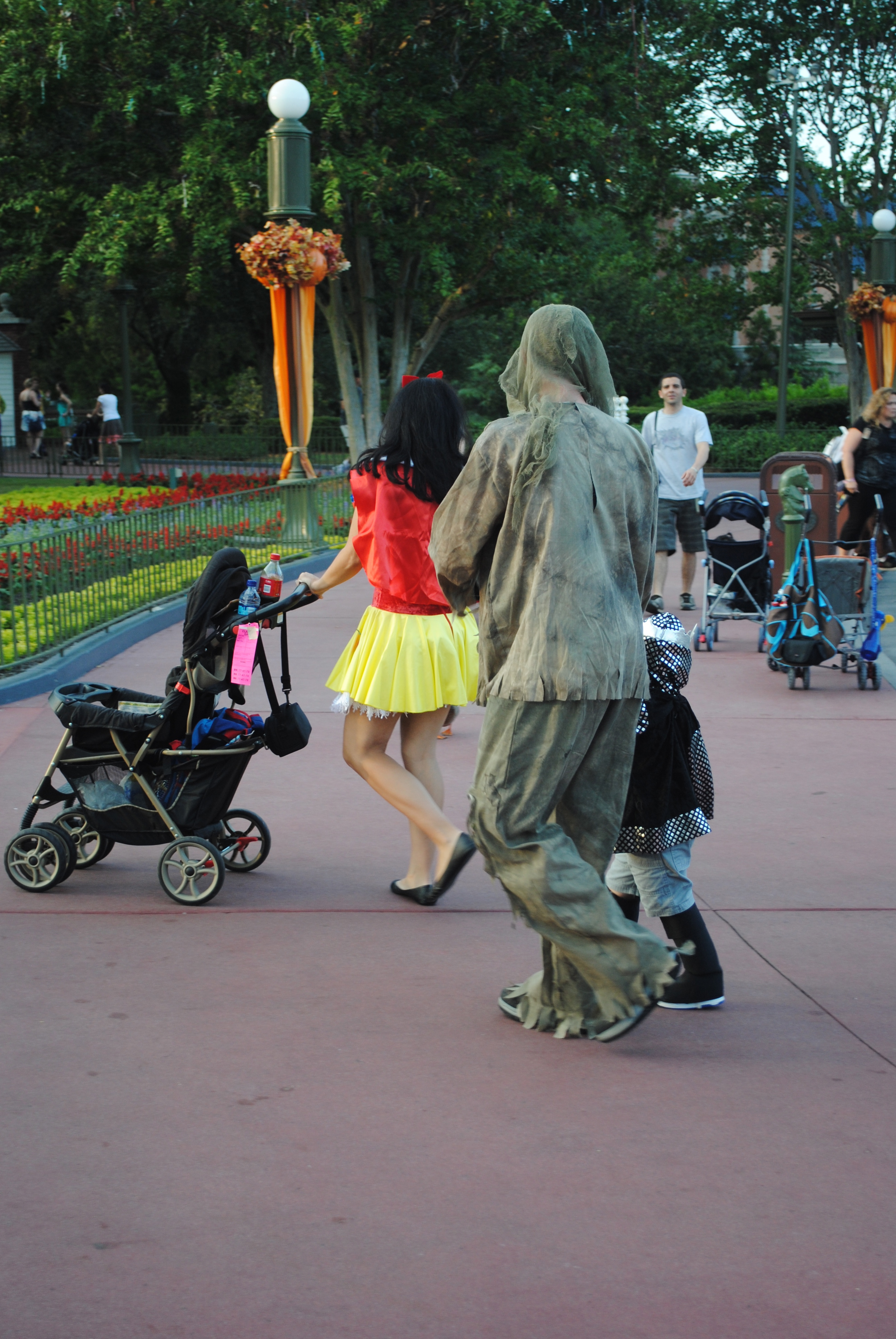 Mickey's Not So Scary Halloween Party! | The Walt Disney World Blog