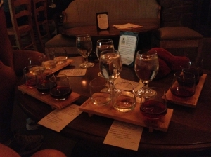 Wine Cellar Wine Flights
