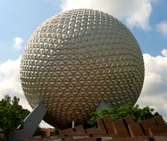 Epcot Day