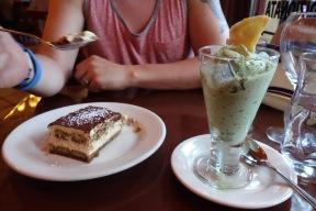 Tiramisu & Pistachio gelatto